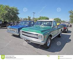 100 Restored Trucks Classic Chevrolet Editorial Stock Image Image Of Farm 60609899