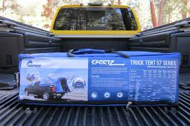100 Sportz Truck Tent Mileti Industries Product Review Napier Outdoors