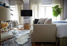 Small Space Makeover A 400 Square Foot Apartment One Kings Lane