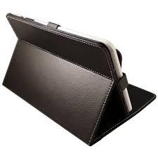 housse tablette tactile 9 pouces étui universelle support noir