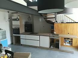 nolte küche matrix hochglanz weiß grifflos eiche sonoma mit