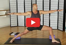 Yoga Video For Stronger Legs And Glutes