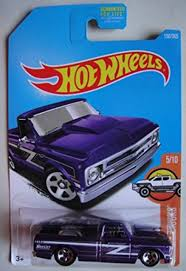 Hot Wheels '67 Chevy C10 Truck (purple) For Sale In Oklahoma City ... 1966 Chevy C10 Current Pics 2013up Attitude Paint Jobs Harley Bangshiftcom Solid 79 Truck Here Is A Super Solid 1979 Flickr 1963 Chevrolet Pickup 1972 R Spectre Sema Show Booth Nearly Complete Tbar Trucks 1968 Barn Find Chevy Stepside Allan Mccostlins Restomod 1970 Blends Form And Function Vaterra V100s Rtr 110 4wd Electric Truck For Sale 1962 Weekend Warrior Mark Turners Ls7powered On Forgeline De3c Classic Car Auction