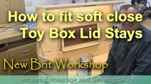 keyboard cabinet fitting toy box lid stays youtube