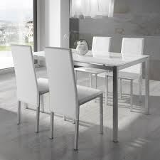 ensemble table chaise table et chaise salle a manger pas cher table salle a manger moderne