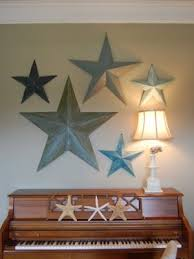 Metal Stars On My Wall But Different