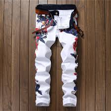 compare prices on floral print pants for men online shopping buy