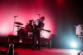 Local Natives Ceilings Live by Local Natives Tennis Fox Theatre Pomona L A Record