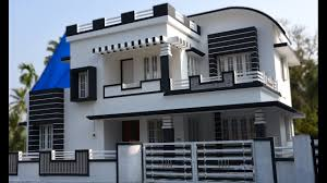 100 Contemporary House Photos Athani 5 Cents Plot And 1700 Sq Ft Contemporary House