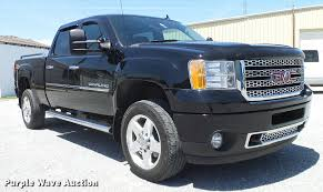2013 GMC Denali 2500 Crew Cab Pickup Truck | Item DA6135 | S... 2013 Gmc Sierra 1500 Photos Informations Articles Bestcarmagcom Sle Z71 4wd Crew Cab 53l Tonneau Alloy In Lethbridge Ab National Auto Outlet Gmc Denali Hd 2500 Duramax Diesel Truck Awd 060 Mph Mile High Performance Test Image 1435 Side Exterior 072013 Duraflex Bt1 Front Bumper Cover 1 Piece Body Extended Specs 2008 2009 2010 2011 2012 Best Image Gallery 17 Share And Download Eg Classics Grille Style Z Yukon Muzonlinet
