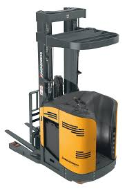 How To Rent Narrow-Aisle & Powered Pallet Trucks - Wisconsin Lift ... Electric Sit Down Forklifts From Wisconsin Lift Truck Trucks Yale Sales Rent Material Forkliftbay 55000 Lb Taylor Tx550rc Forklift 2007 Skyjack Sj4832 Slab About Us Youtube Vetm 4216 Jungheinrich Forklift Repair Railcar Mover Material Handling In Wi Forklift Batteries Battery Chargers 2011 Hyundai 18brp7 Narrow Aisle Single Reach