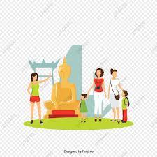 Modelo De Vacaciones De Tailandia Turismo De Tailandia
