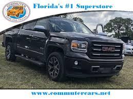 100 Used Trucks For Sale In Florida 2015 GMC Sierra 1500 SLT 4X4 Truck Stuart FL