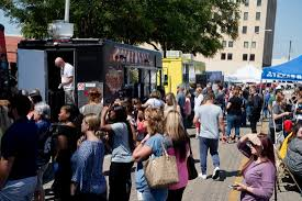 Food Truck Friday Return To Downtown | Local News | News-journal.com Giving Food Trucks Another Look Good Times Santa Cruz Vegan Food Truck Jacked Rabbit Closed Local News Newsadvancecom Mandys Truck Now At Rockland Cominar Real Estate Colorado Springs Tuesdays Back By Popular Demand Island Teriyaki Travels To Gritts Farm Putnam Is It Summer Yet Previewing The Pioneer Bite Club Heart Hospital Shows Drive With Arkansas Business Like A Bomb On Wheels Trucks Face New Firesafety Rules In 4 Rivers Is Rolling Into Disney This Month A Friday For Northtowns The Buffalo