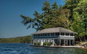 100 Muskoka Architects Boathouses Blog