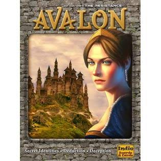 Indie Boards and Cards The Resistance Avalon Card Game