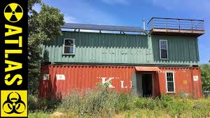 100 Conex Cabin Building A Bug Out With Shipping Containers Dropship