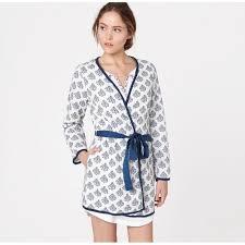 robe de chambre en robe de chambre pour femme