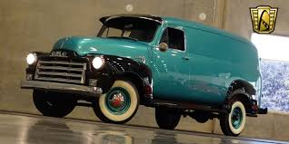 1954 GMC Panel Truck For Sale: Photos, Technical Specifications ... The Classic 1954 Chevy Truck The Picture Speaks For It Self Chevrolet Advance Design Wikipedia 10 Vintage Pickups Under 12000 Drive Tci Eeering 51959 Suspension 4link Leaf Rare 5window 1953 Gmc Vintage Truck Sale Sale Classiccarscom Cc968187 Trucks Of 40s Customer Cars And Pickup Classics On Autotrader 1949 Chevy Related Pictures Pick Up Custom 78796 Mcg