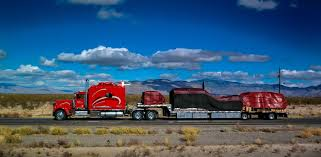 Truck Stops In The Southwestern US