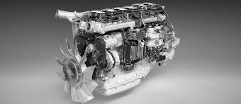 100 Truck Engine New 450 Hp Engine With SCR Only Scania Group
