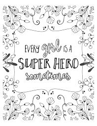 FREE Super Hero Coloring Pages Get The Free Download At Lilluna