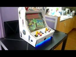 mame arcade cabinet youtube
