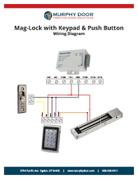magnetic lock kit for cabinets magnetic lock support murphy door