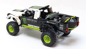 Lego Monster Energy Baja Truck Recoil | MOCHUB Lego Technic 42005 Monster Truck Ebay Lego End 1252016 415 Pm 6x6 Remote Control All Terrain Tow 42070 Toys Review Rebrickable Build With Itructions 8262 Quadbike Amazoncouk Games Bigfoot 1 Rc Moc With 2 In Retired New In Box 329 Technic Set 5800 Pclick Uk Off Roader 82971