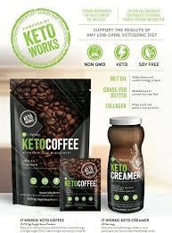 Keto Coffee And Creamer 2