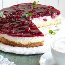 wundervolle kirsch schmand torte