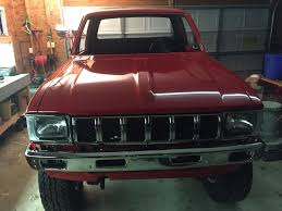 100 Toyota Truck Bumpers Will 7981 Front Bumper Fit On 8283 Pickup YotaTech Forums