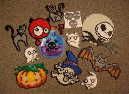 Halloween Perler Bead Templates by Perler Beads Patterns Halloween Halloween Perler Bead Crafts