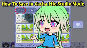 100 Studio Mode How To Save In Gacha Life Shout Out