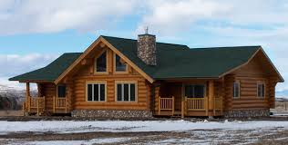 Triple Wide Mobile Log Cabins Cabin Double Homes