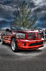 100 V10 Truck The Legendary Dodge Ram SRT10 With The Iconic 83 Viper