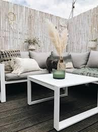 boho bambus sichtschutz zum selber machen carmushka
