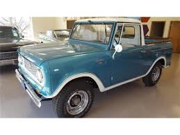 1964 International Scout For Sale | ClassicCars.com | CC-847404 Off Road 4x4 Trd Four Wheel Drive Mud Truck Jeep Scout 1970 Intertional 1200 Fire Truck Item Da8522 Sol 1974 Ii For Sale 107522 Mcg 1964 Harvester 80 Half Cab Junkyard Find 1972 The Truth 1962 Trucks 1971 800b 1820 Hemmings Motor Restorations Anything 1978 Terra Pickup 5 Things To Do With 43 Intionalharvester Scouts You Just Heres One Way To Bring An Ihc Into The 21st Century