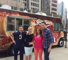 Iconic Giordanos Chicago Style Pizza Opens Food Truck