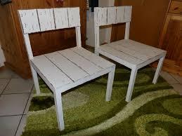 neu 2 esszimmer stühle sitz bank holz weiß shabby chic used look
