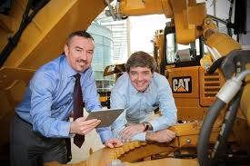 ironplanet and finning bring cat auction services to the uk with