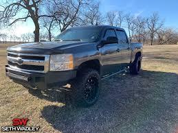 100 Trucks For Sale In Oklahoma Used 2011 Chevrolet Silverado 1500 LT 4X4 Truck