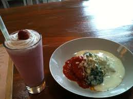 cuisine le havre le havre dan milkshake strawberry picture of le marly pantry