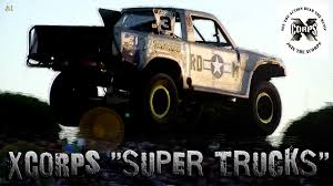 Xcorps Action Sports Music TV #57. SUPER TRUCKS | Xcorps Action ...