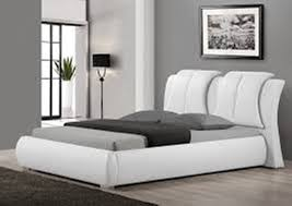Black And White Modern Bed The Holland Enhance The Beauty
