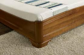 chambre louis philippe merisier massif lit 140x190 en merisier massif de style louis philippe meuble en