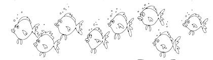 Mormon } Fish School