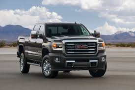 2016 Sierra 2500HD: Heavy-Duty Pickup Truck - GMC Gmc Comparison 2018 Sierra Vs Silverado Medlin Buick F150 Linwood Chevrolet Gmc Denali Vs Chevy High Country Car News And 2017 Ltz Vs Slt Semilux Shdown 2500hd 2015 Overview Cargurus Compare 1500 Lowe Syracuse Ny Bill Rapp Ram Trucks Colorado Z71 Canyon All Terrain Gm Reveals New Front End Design For Hd