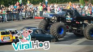 Monster Truck Crashes Into Crowd In Netherlands || ViralHog - YouTube Monster Truck Police Car Games Online Crashes 1 Dead 2 Injured In Ctortrailer Crash Plymouth Crash Stock Photos Images Jam 2014 Avenger Monster Truck Crashrollover Youtube Videos Of Trucks Crashing Best Image Kusaboshicom Malicious Tour Coming To Northwest Bc This Summer Grave Digger Driver Hurt At Rally Rc Police Chase Action Toy Cars Crash And Rescue Reported Plane Turns Out Be A Being Washed Driver Recovering After Serious Report Fails Wpdevil Archives Page 7 Of 69 Legendarylist