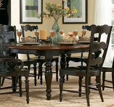 Round Dining Room Set For 6 by Round Kitchen Table Round Dining Table Stripped And Refinished On